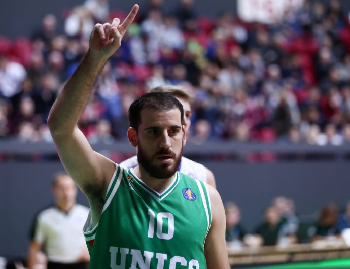 "Quino Colom, UNICS: ""I Am Ready"""