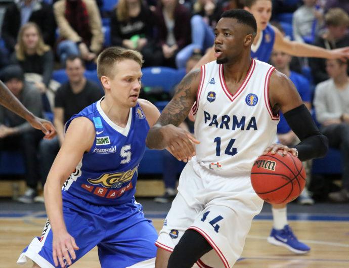 Parma Wins Tallinn Thriller
