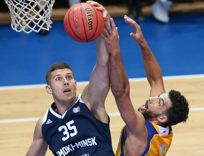 Watch: Khimki vs. Tsmoki-Minsk Highlights