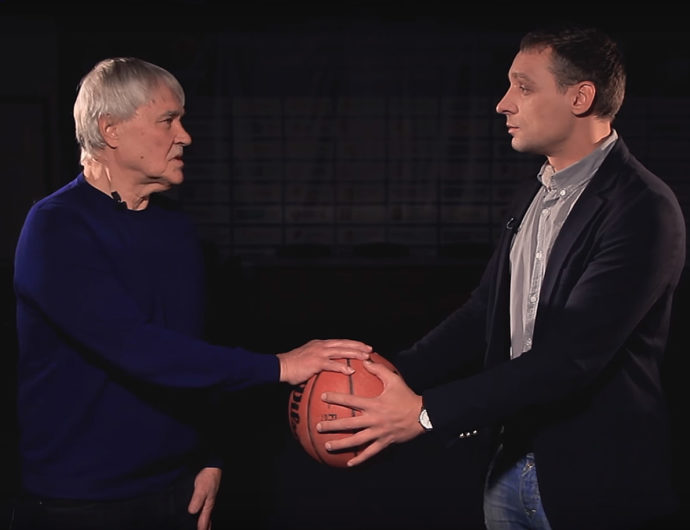 «Честное баскетбольное». Интервью Владимира Родионова
