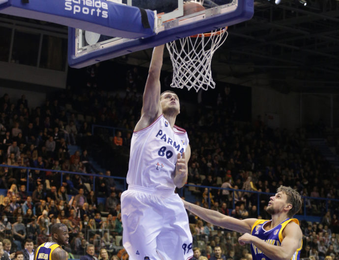 Watch: Parma vs. Khimki Highlights