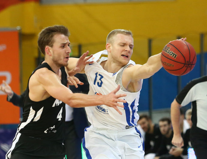 Enisey Sets Free Throw Record In Win Over Nizhny