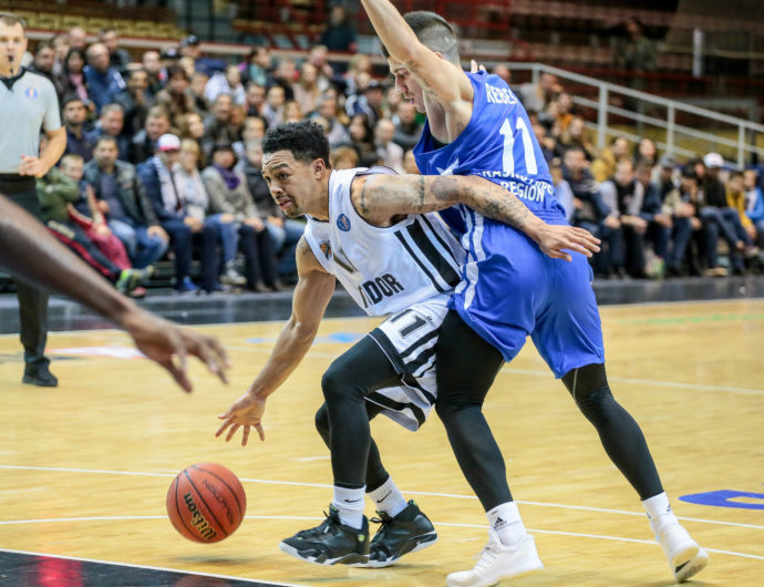 Avtodor Buries Enisey In Season Opener