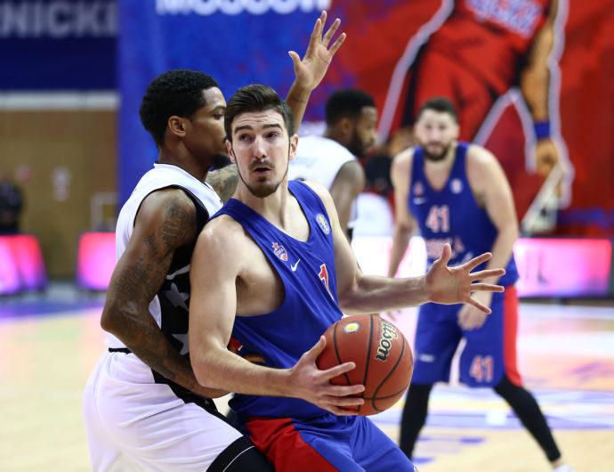 Moscow Drops Saratov Behind De Colo's 19