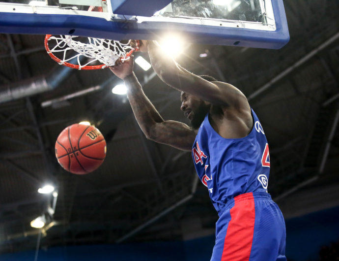 Watch: Enisey vs. CSKA Highlights