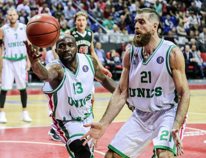 Watch: Lokomotiv-Kuban vs. UNICS Highlights