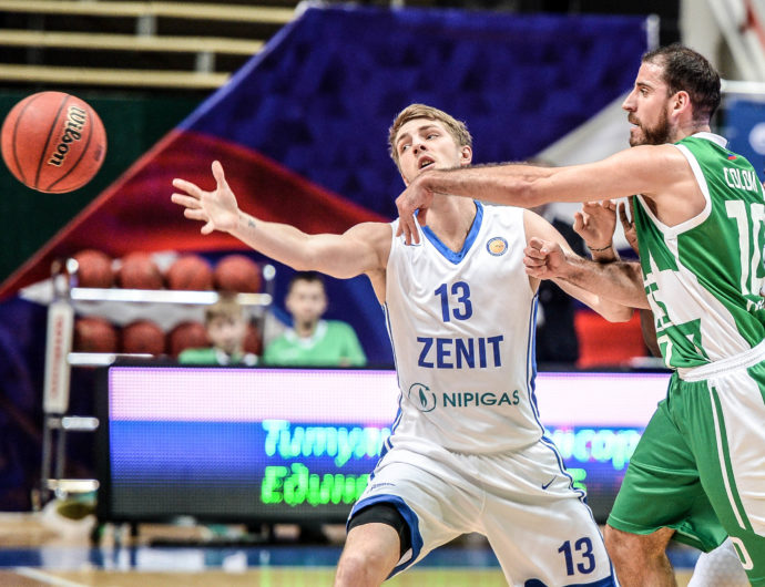 Game Of The Week: UNICS vs. Zenit