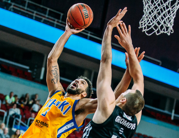 Watch: VEF vs. Khimki Highlights