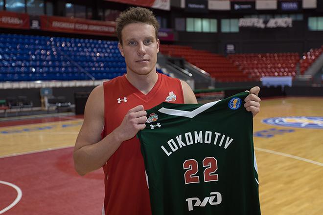 Dmitry Kulagin Signs With Lokomotiv-Kuban Until 2022