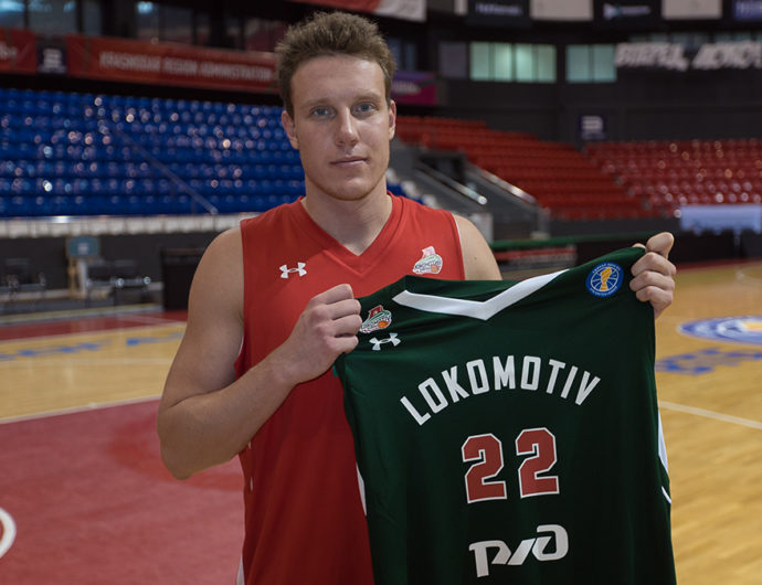 Дмитрий Кулагин продолжит карьеру в «Локомотиве-Кубани»