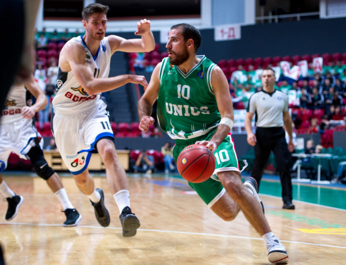 Kazan Clinical In Win Over Kalev