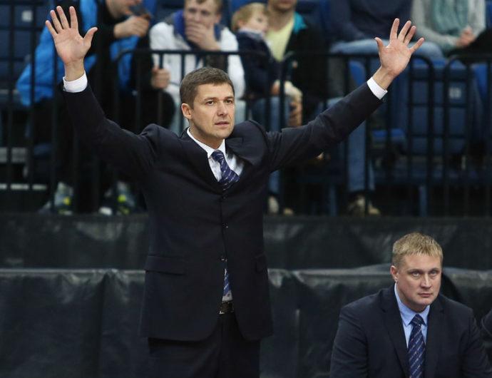 Donaldas Kairys Named Kalev Head Coach