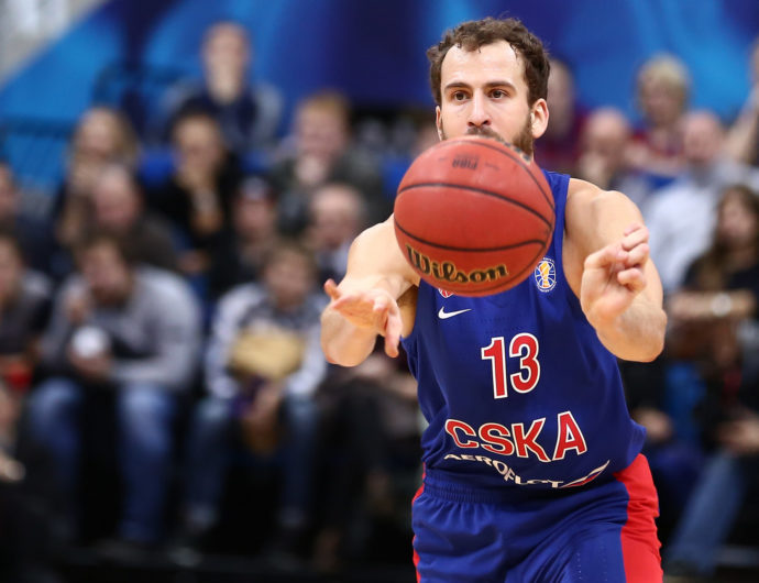 Sergio Rodriguez: I Have Been Very Lucky To Come Here