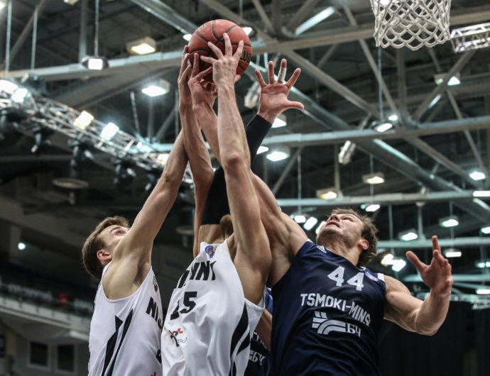 Tsmoki Spoils Veremeenko's Debut In Nizhny Novgorod
