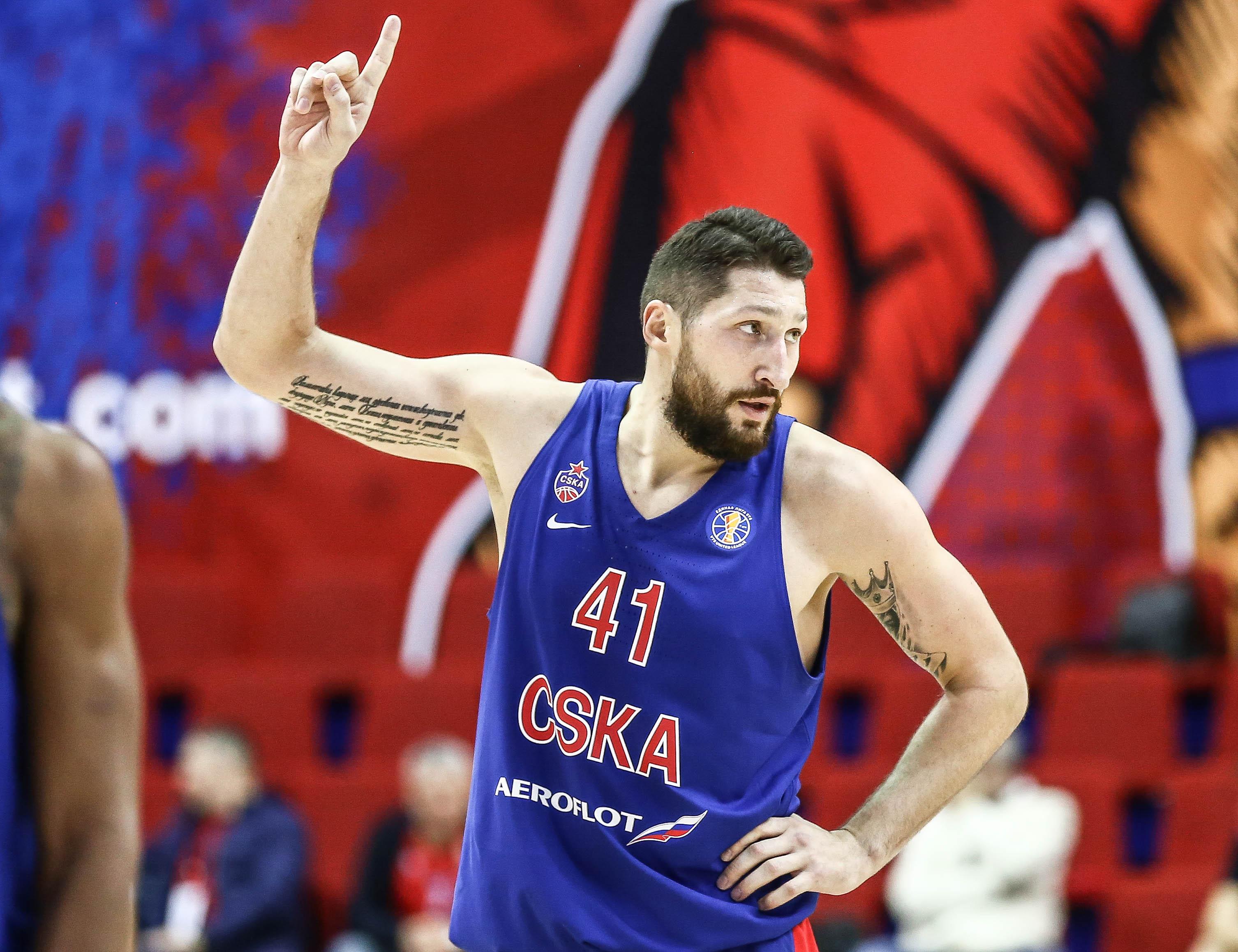 Никита Курбанов:  «Последнее поражение от «Химок» придает дополнительную мотивацию»