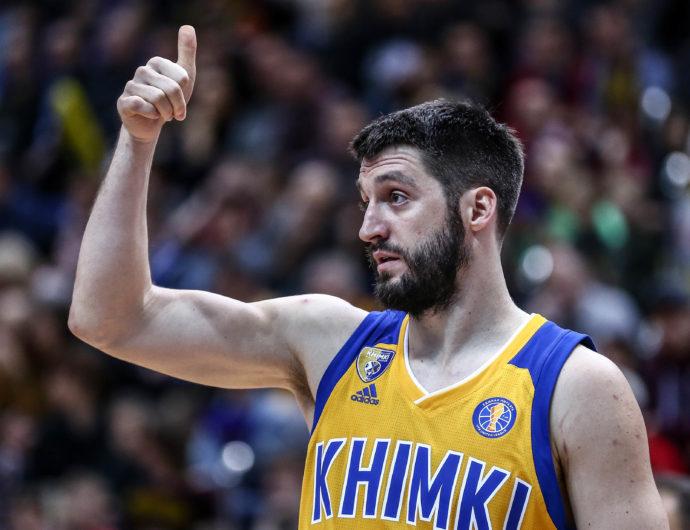 Watch: Khimki vs. Zenit Highlights