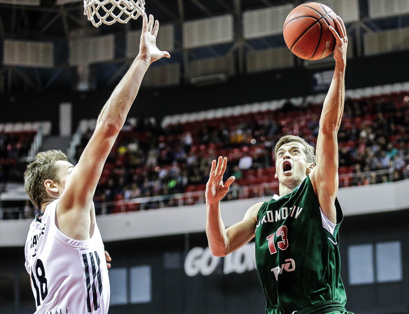 Khvostov Leads Lokomotiv To Third Straight Win