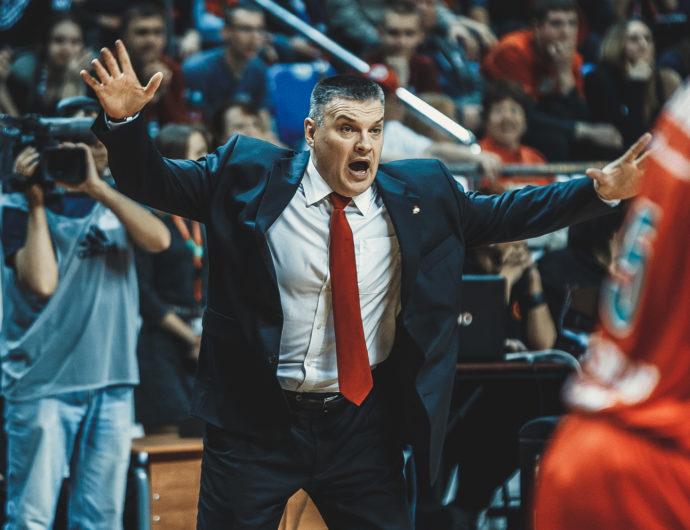Pashutin's Milestones: The Story Of The League's Winningest Coach