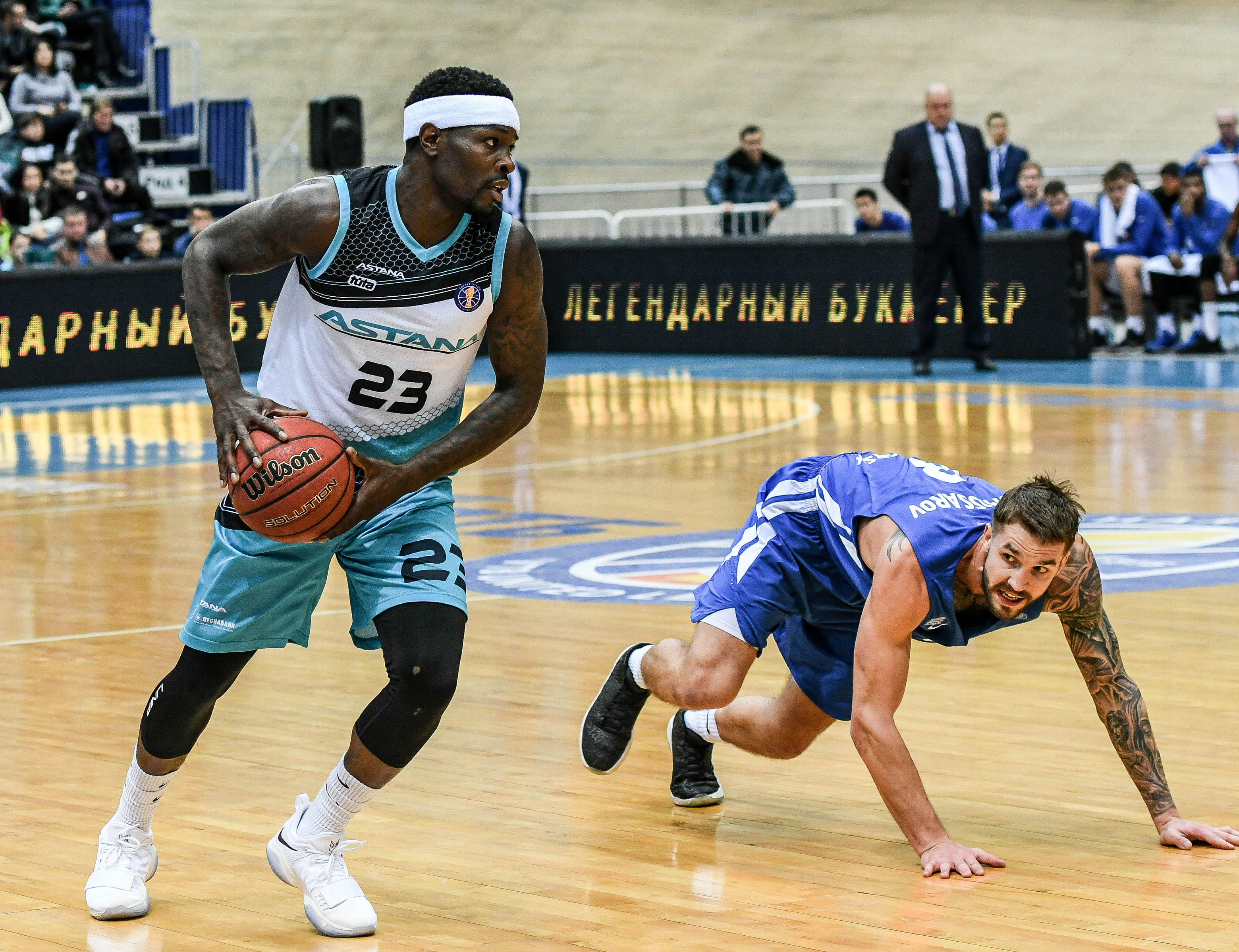 Astana Dominates Enisey At Home