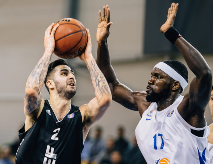 VEF's Snipers Blister Enisey