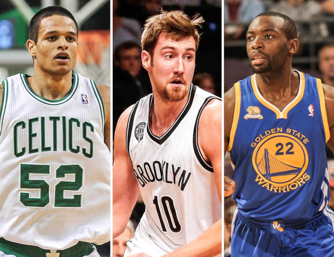 Rodriguez, Robinson And 20 More League Stars With NBA Experience