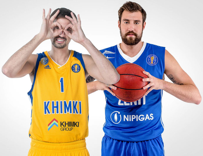 Nothing Forgotten: Khimki vs. Zenit