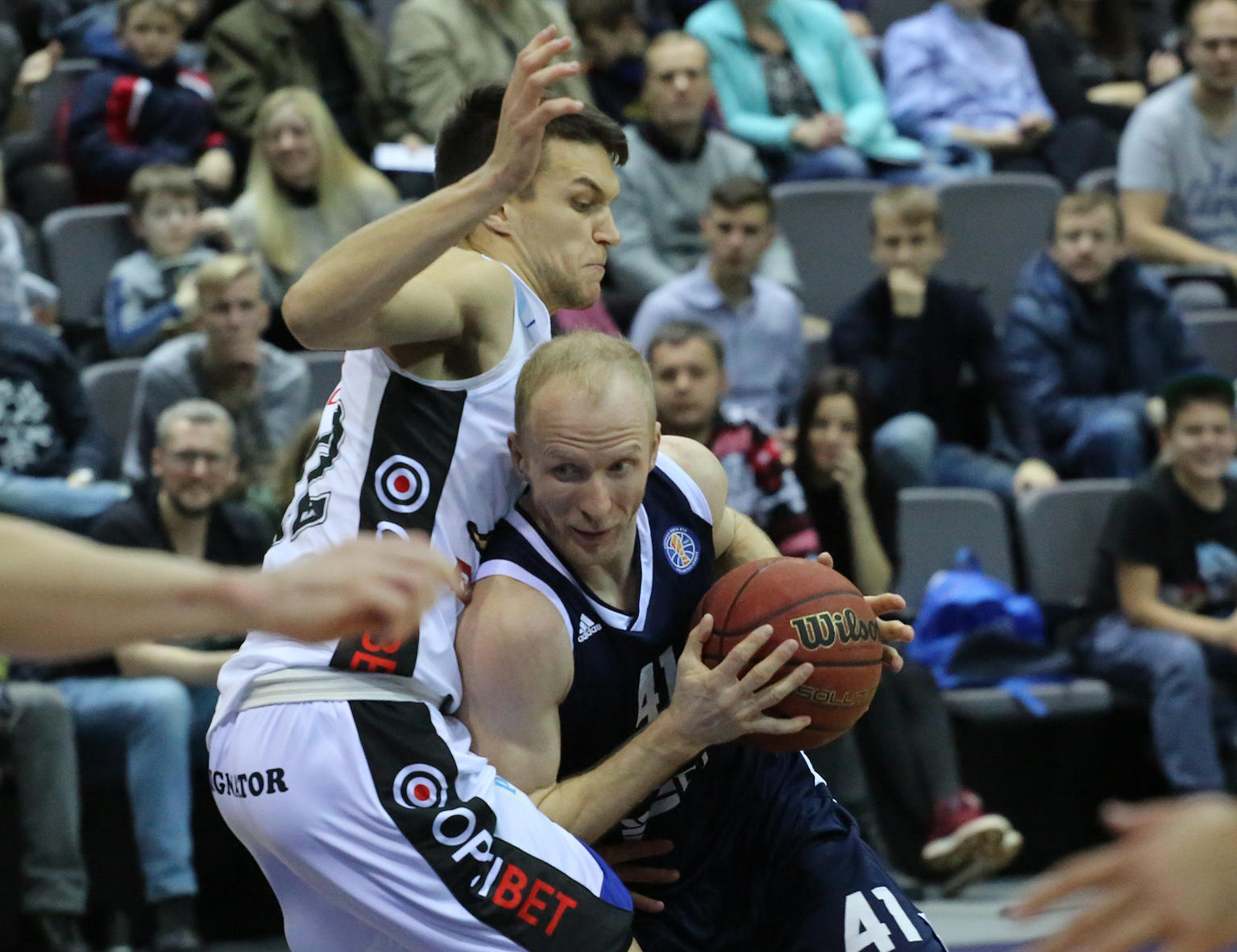 Dragons Defeat Kalev In Minsk