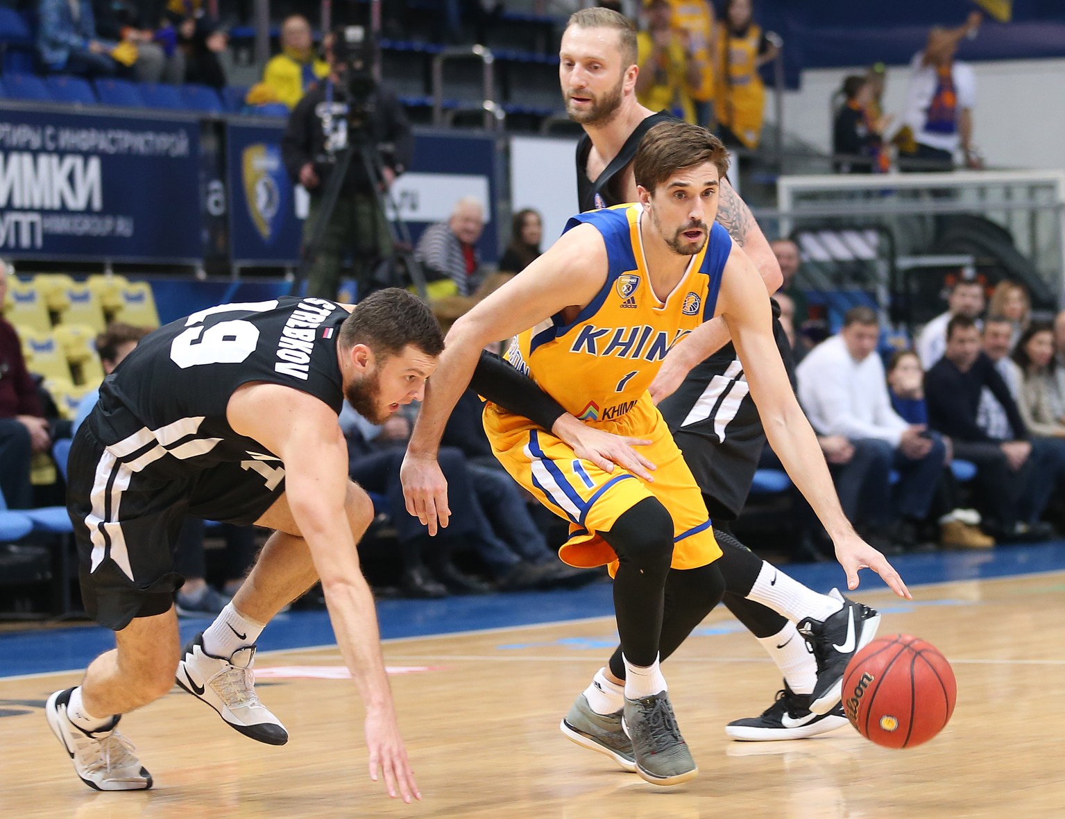 Shved Rescues Khimki, Denies Nizhny Upset Bid