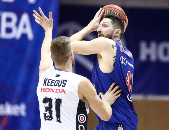 CSKA Survives Shootout With Kalev