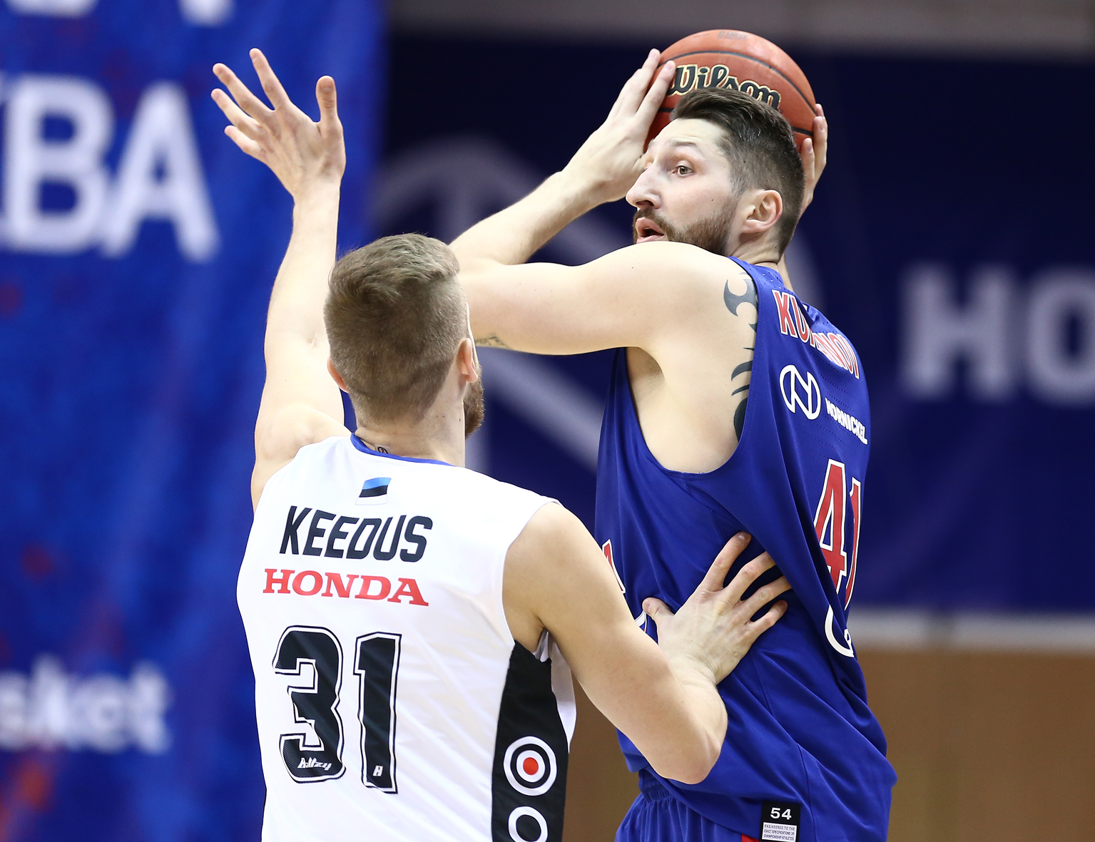 CSKA Survives Shootout With Kalev