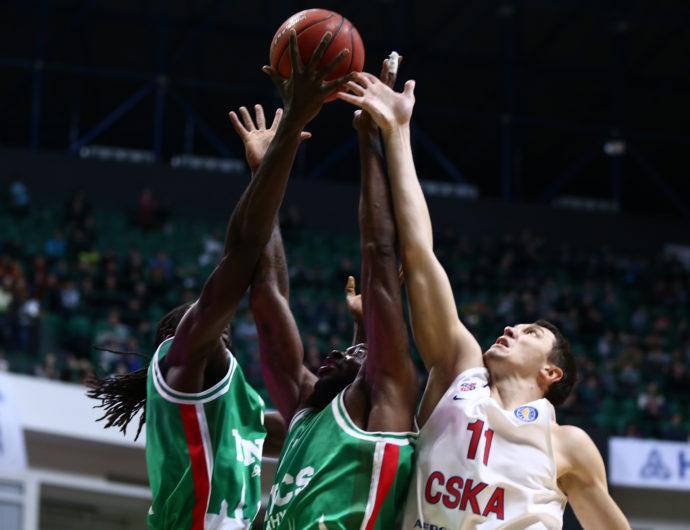 Watch: UNICS vs. CSKA Highlights