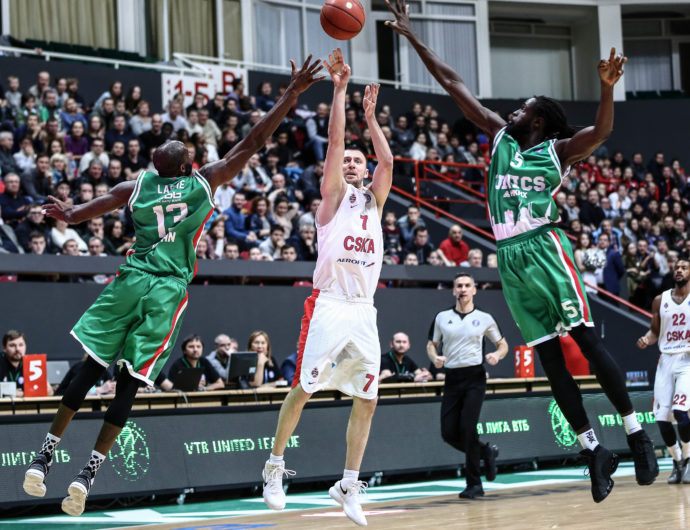 Week In Review: 1st-Place CSKA, Shved's Rollercoaster And Loko's Stifling Defense
