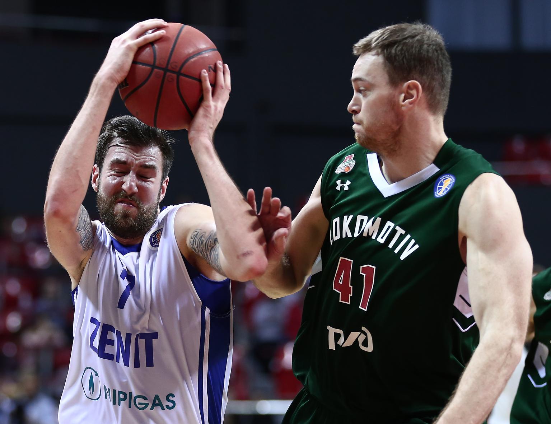 Loko Denies Zenit's 20-Point Comeback