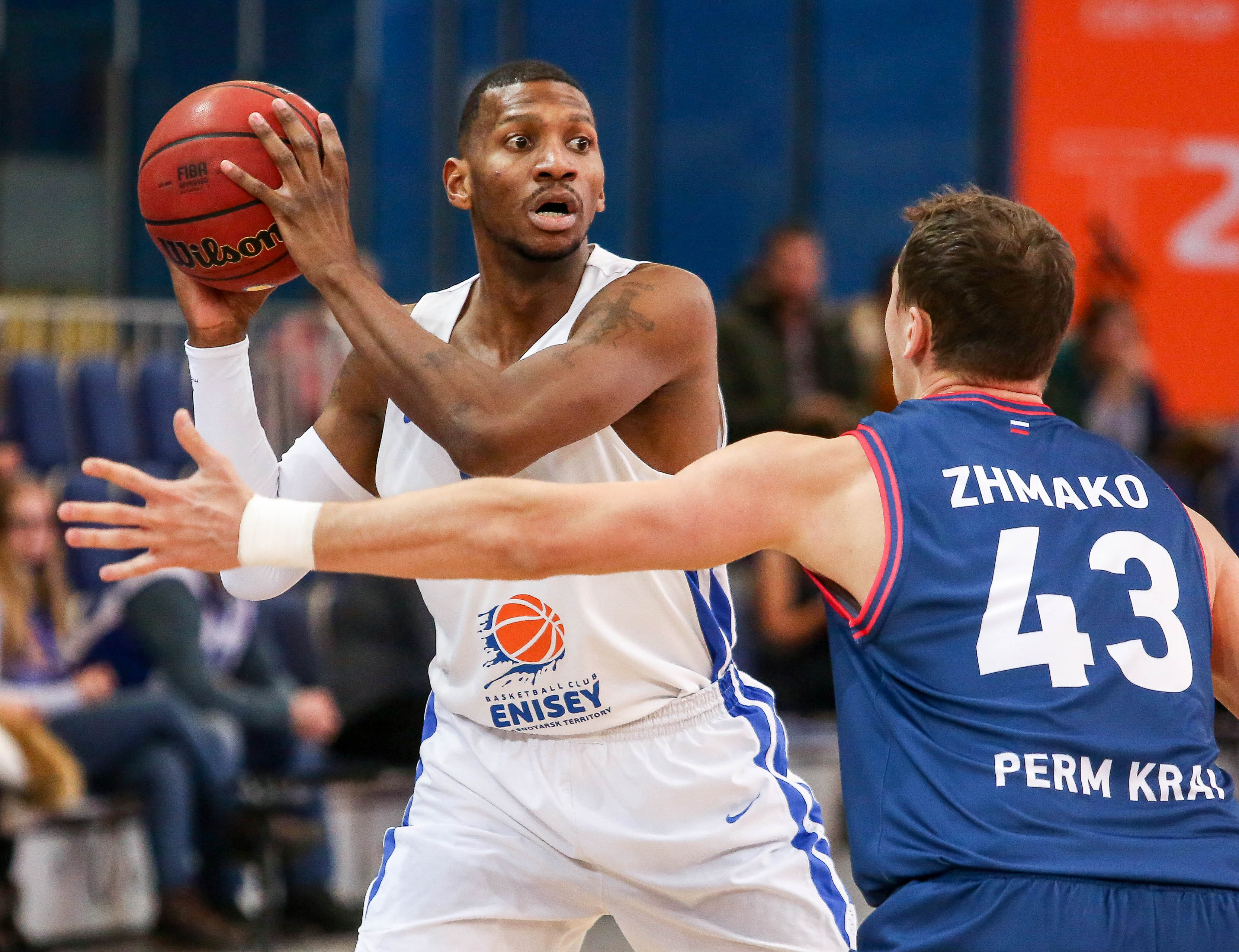 Enisey Bullies PARMA On The Glass, Grabs Second Win