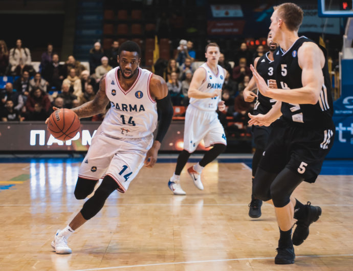 The View From Perm: Basketball In Oxford's Twin City