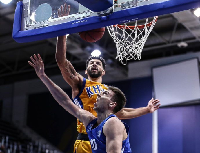Watch: Khimki vs. Enisey Highlights