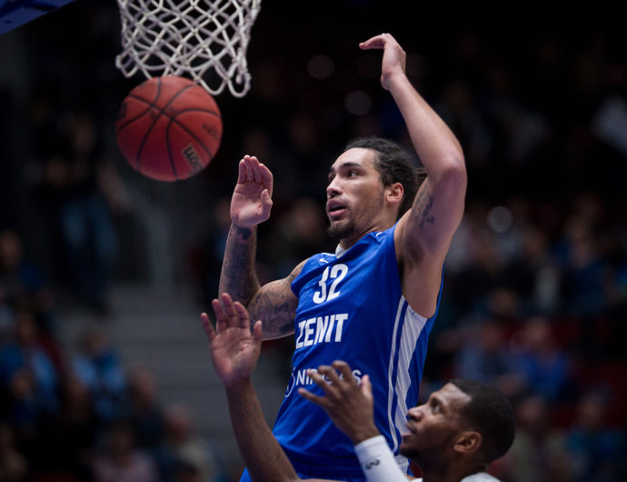 Zenit Streaks To 6th Straight Win, Downs Enisey