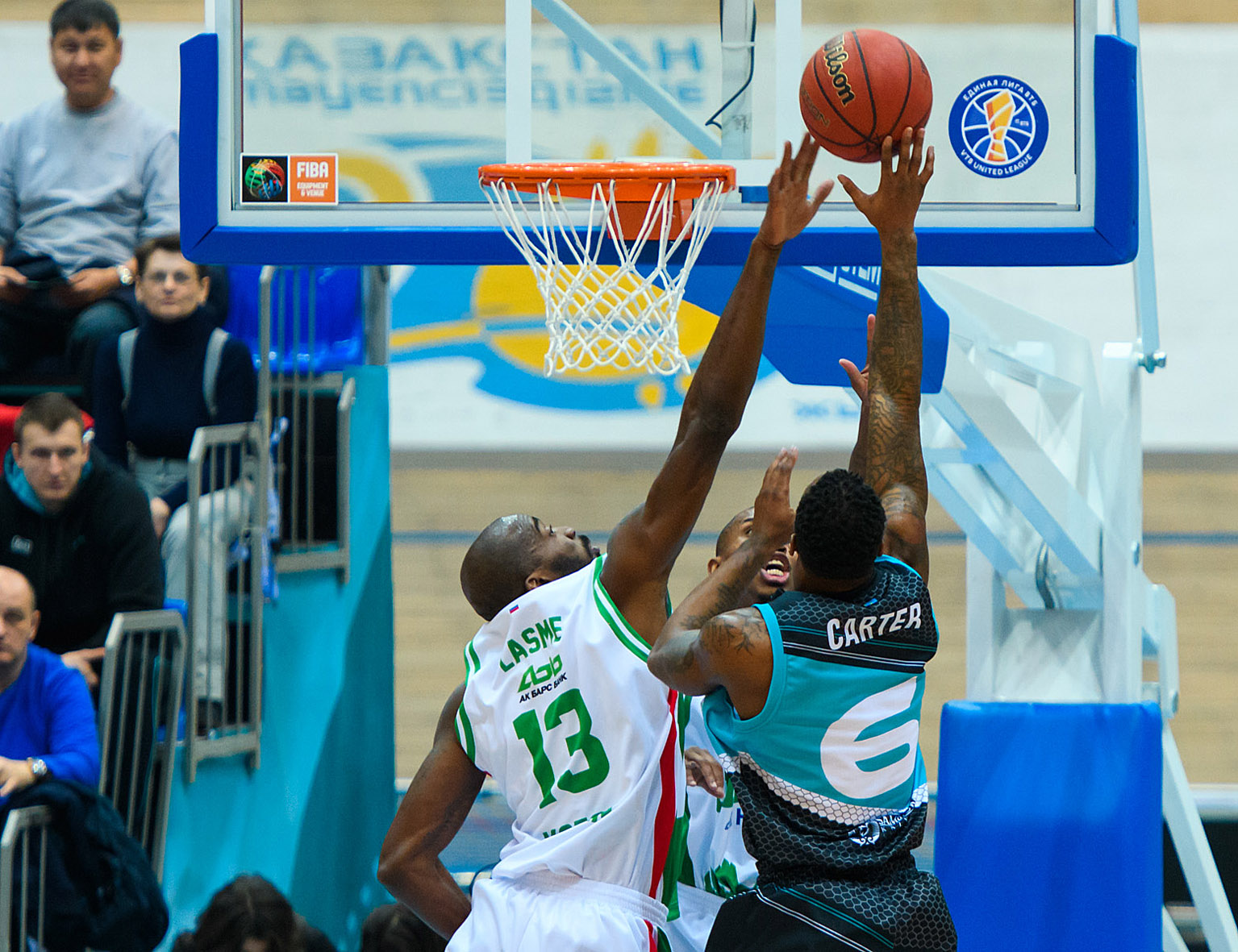 OT In Kazakhstan! UNICS Escapes With Road Win