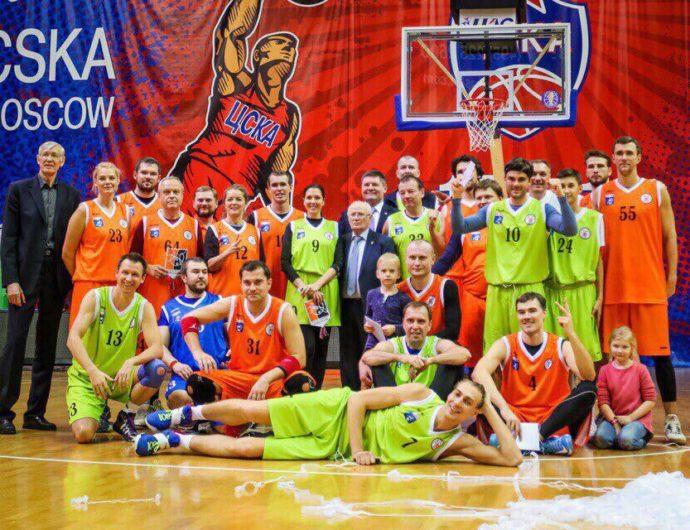 В Москве прошел «День баскетбола»