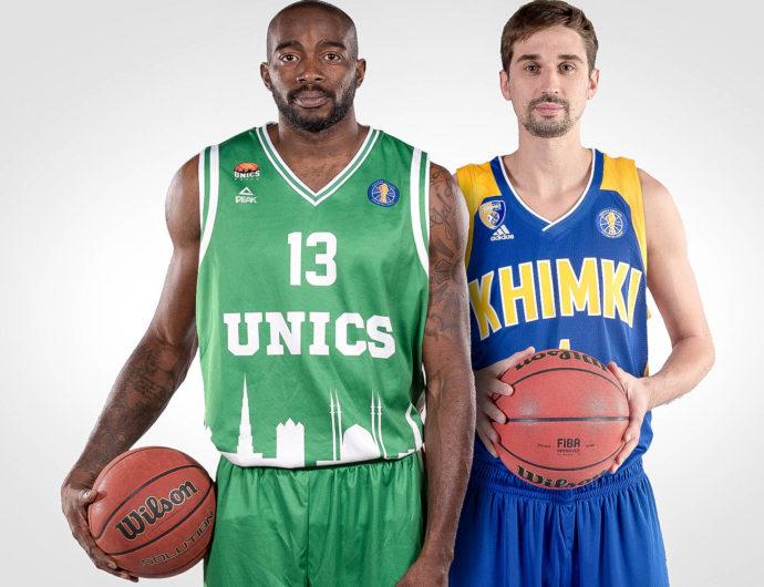 Man vs. System: UNICS Battles Khimki