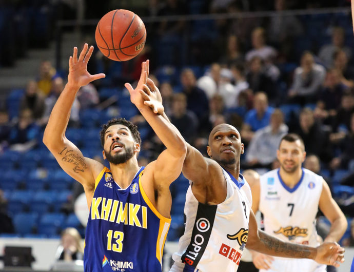 Watch: Kalev vs. Khimki Highlights
