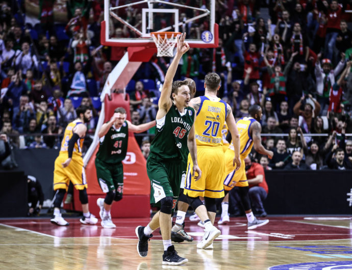 Krasnodar Powers Past Khimki