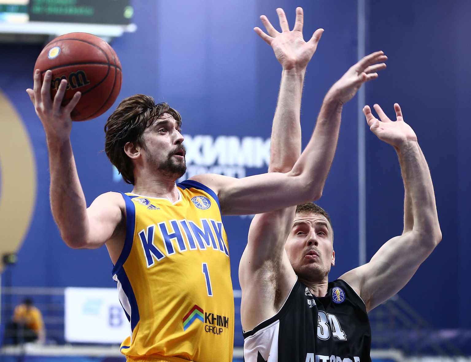 Khimki Stuns Avtodor With 4th-Quarter Surge
