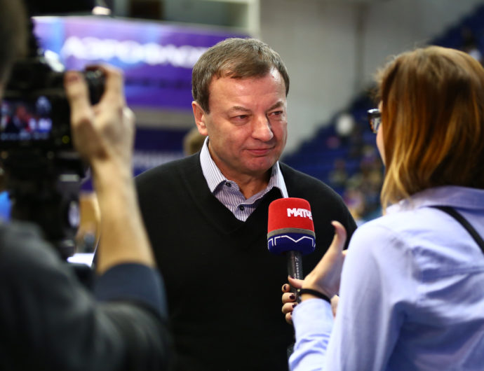 Sergey Kuschenko: This Was One Of The Best Weekends In League History