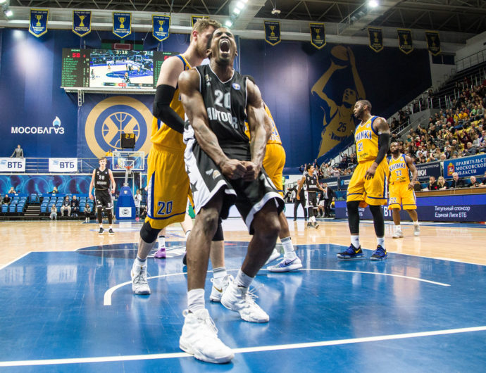 Watch: Khimki vs. Avtodor Highlights