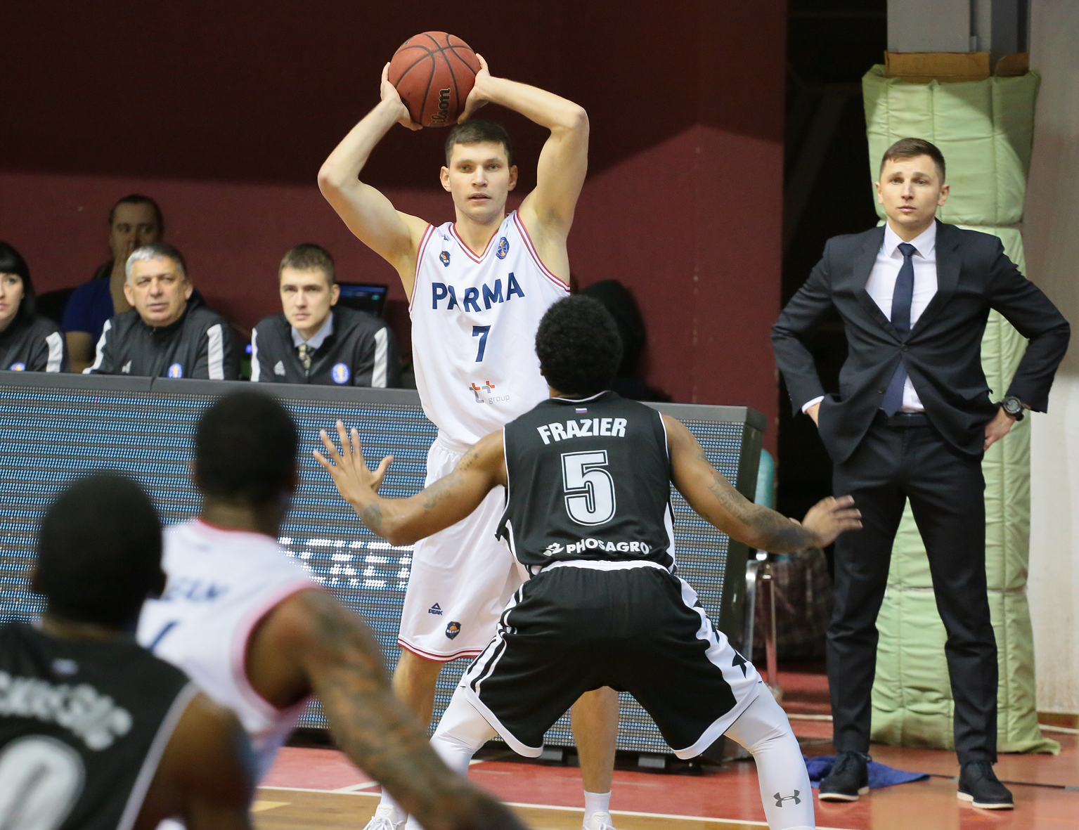 PARMA Stuns Avtodor With Late Surge