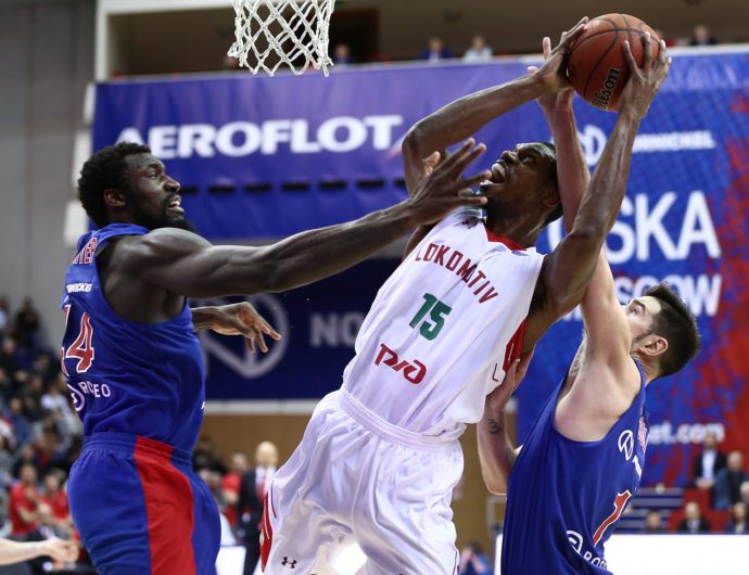 Watch: CSKA vs. Lokomotiv-Kuban Highlights