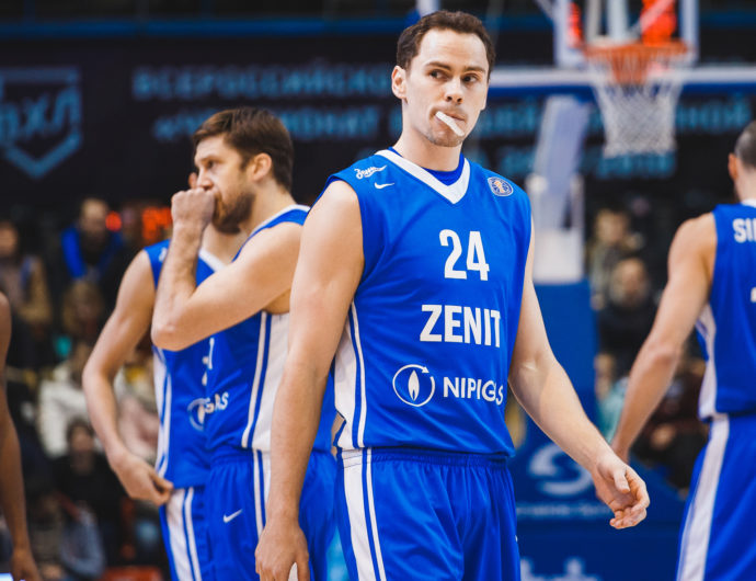Kyle Kuric Sets VTB League Career High