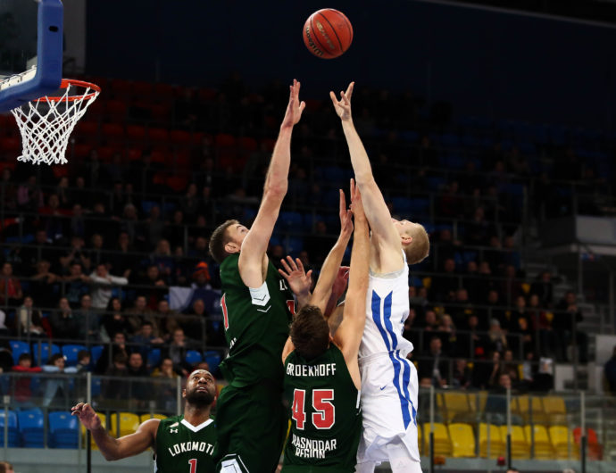 Watch: Enisey vs. Lokomotiv-Kuban Highlights