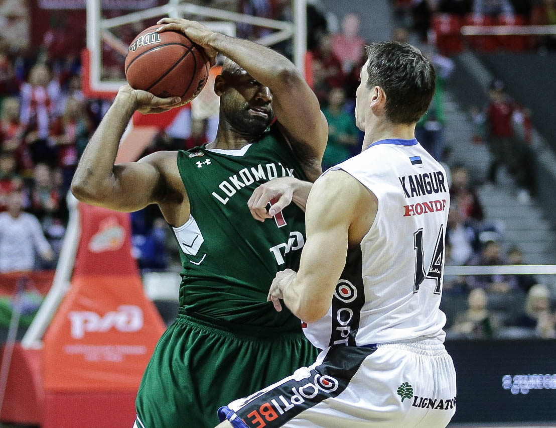 Krasnodar Clobbers Kalev For 9th Straight Win